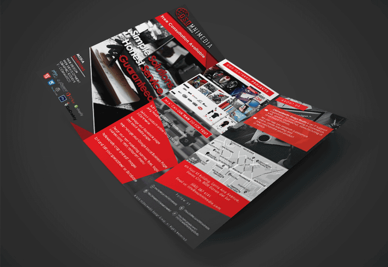 Product or Company Brochures & Catalogs