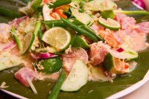 Philippine Sashimi (Kinilaw)