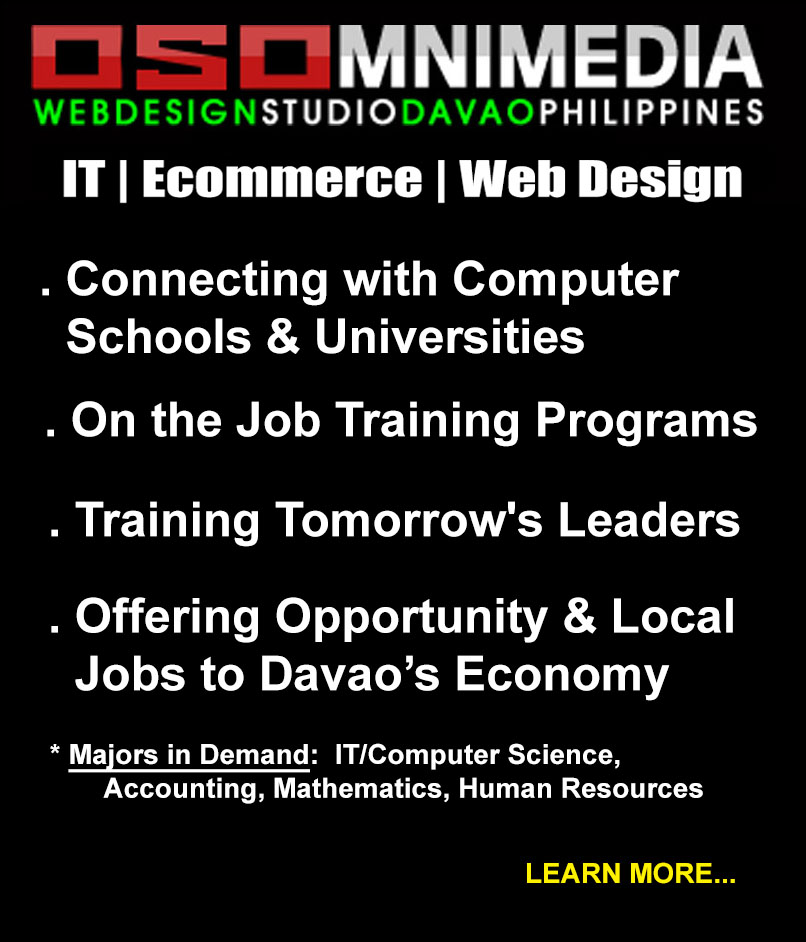 Osomnimedia Connecting to Davao