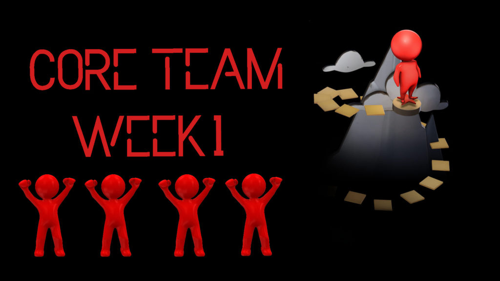 core-team-week-1