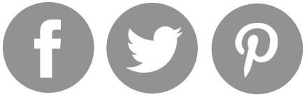 Facebook, Twitter, Pinterest for Shopify