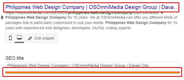 Wordpress SEO Title Optimization