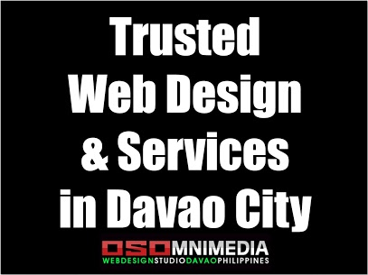Trusted Web Design and IT Services in Davao City