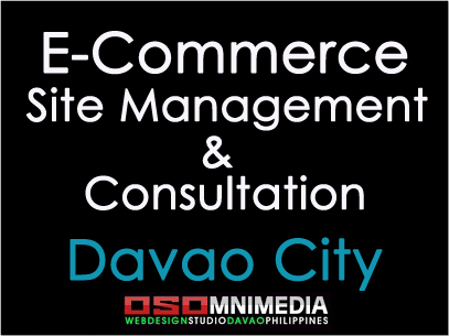 Great Deal for E-Commerce Site Management & Consultation