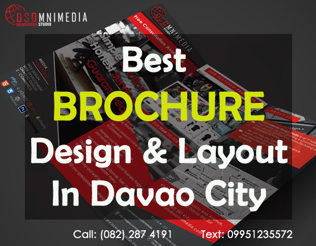 Osomnimedia Best Brochure Design and Layout