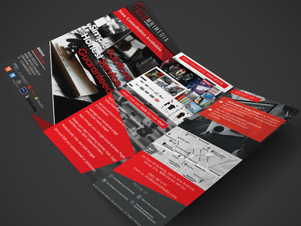 Osomnimedia - Brochure Sample