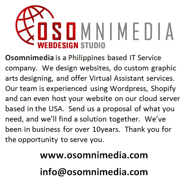 Osomnimedia WordPress and Shopify Website Design and Development