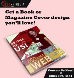 OSOMniMedia - Book or Magazine Cover