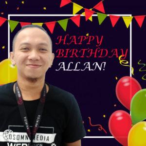 OSOmniMedia - Allan Birthday!
