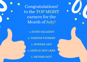 OSOMniMedia - Top Merit Earners