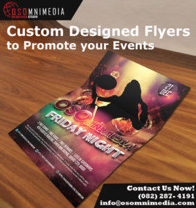 OSOMniMedia - Designed Flyers