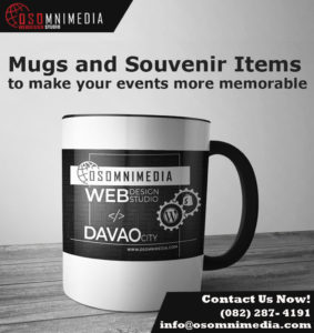 OSOMniMedia - Mugs and Souvenir Items