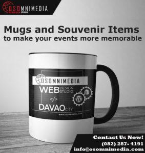OSOMniMedia - Mugs and Souvenir Items