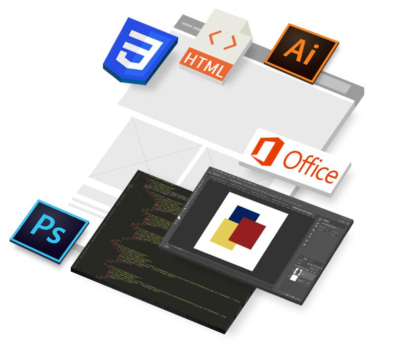 Osomnimedia - Web & Graphic Designer Banner