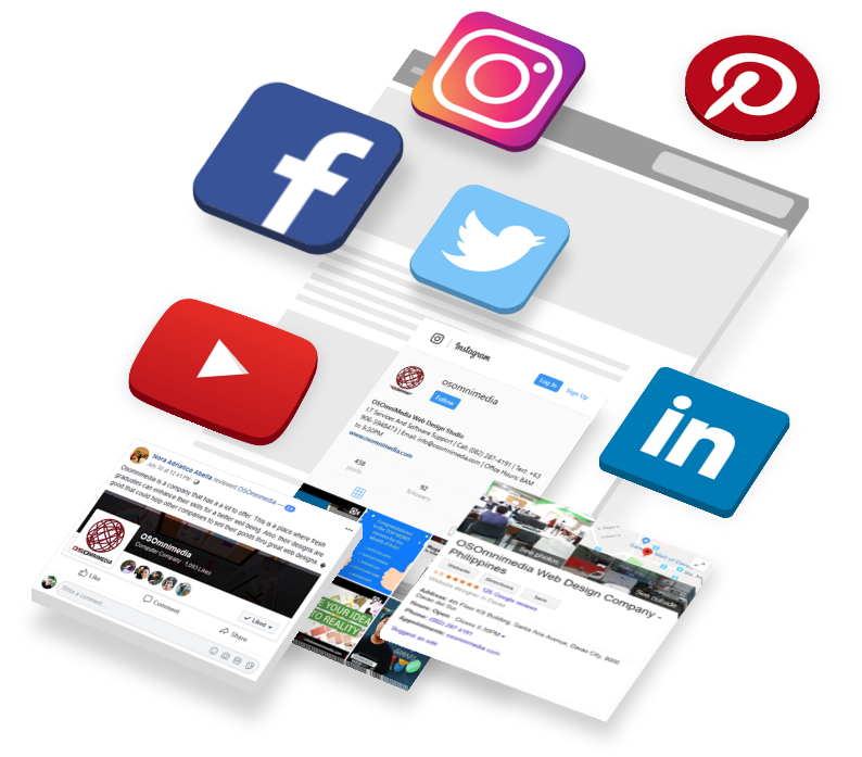 Osomnimedia - Social Media Advertising & Management