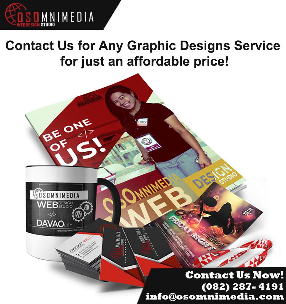 OSOmniMedia Creative and Graphic Design Services