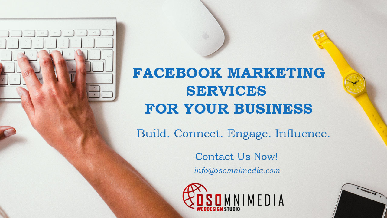 OSOMniMedia - Facebook Marketing