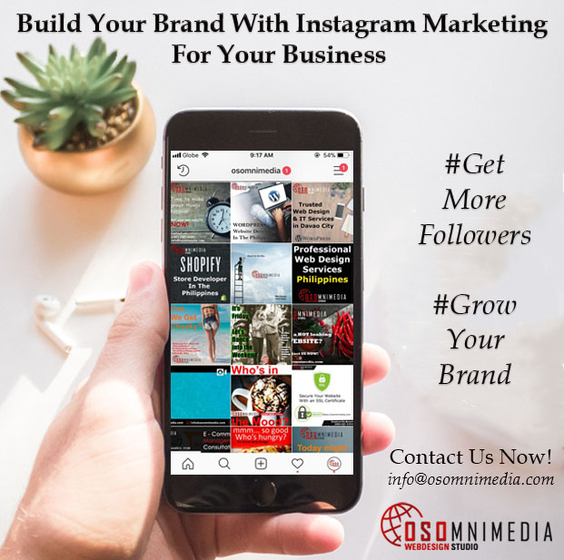 OSOMniMedia Instagram Marketing Services