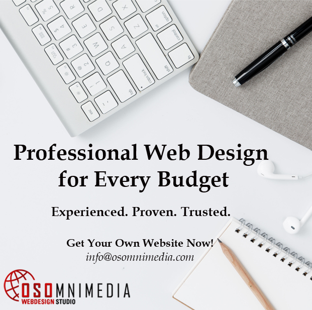 OSOMniMedia Professional Web Design Services