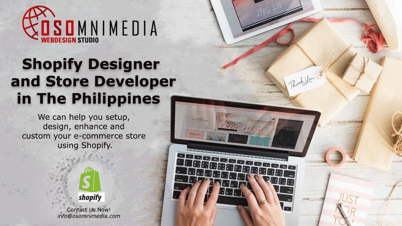 OSOMniMedia Shopify Designer & Store Developer