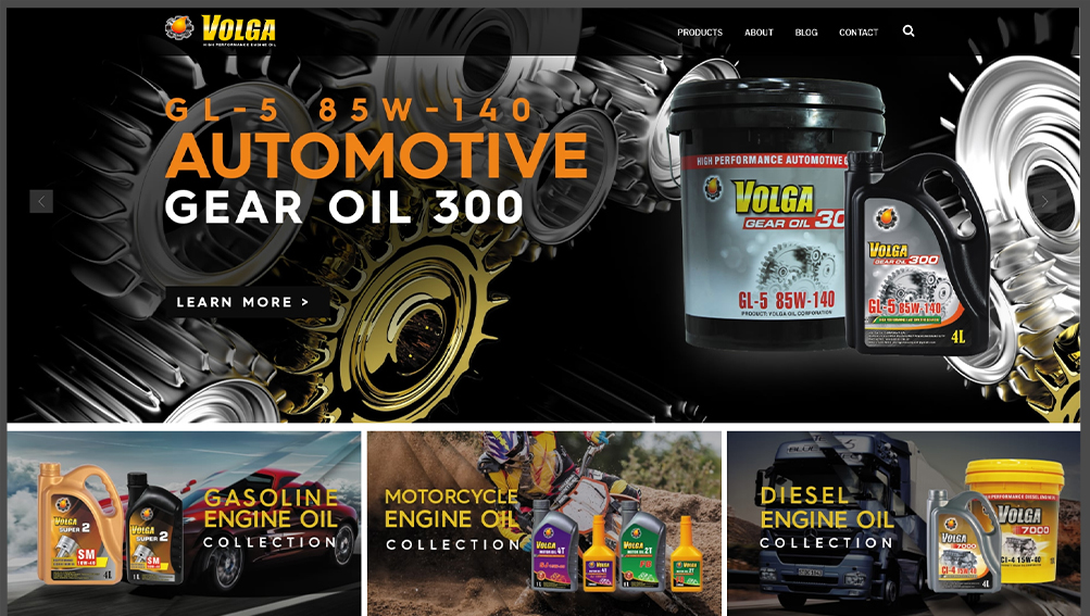 OSOmniMedia Featured Client | Volga Oil