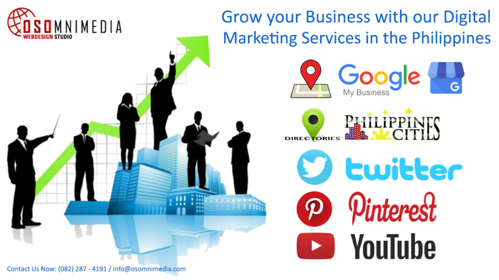 Grow Your Business with our Digital Marketing Services in the