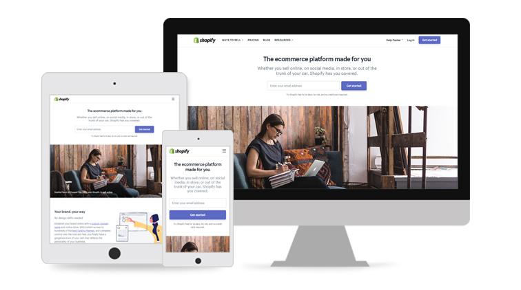 OSOMniMedia Shopify Design