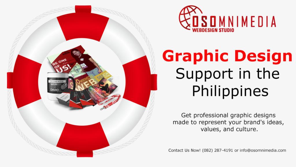 OSOmnimedia Graphic Design Support Company in the Philippines