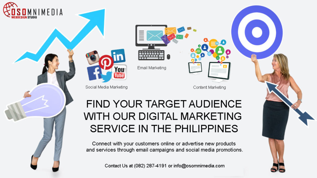 Find Your Target Audience with our Digital Marketing Service in the Philippines