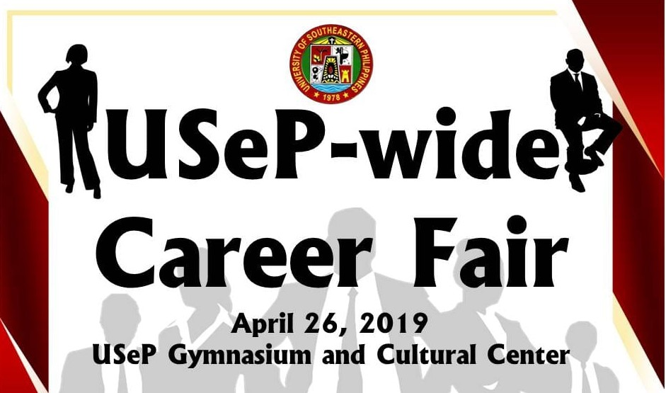 University of Southeastern Philippines Career Fair - Students and Alumni Recruitment at USEP Gymnasium and Cultural Center