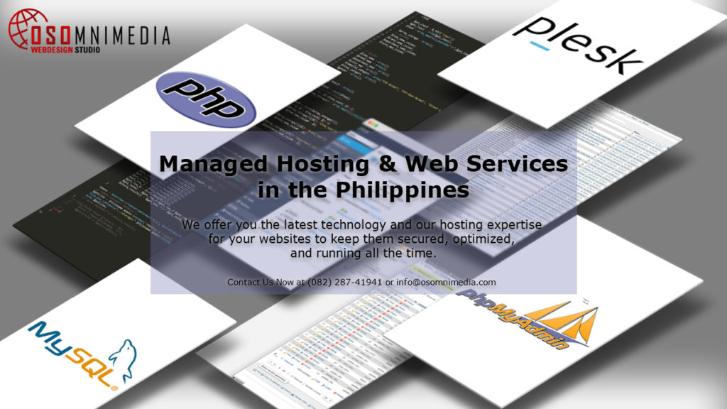 OSOmniMedia Managed Hosting and Website Services in the Philippines