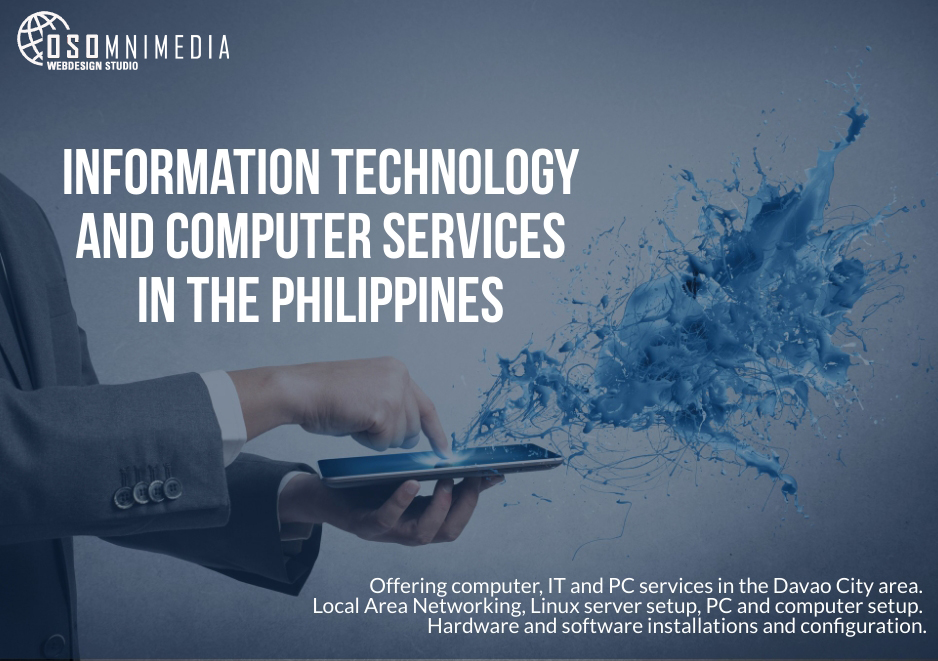 Business IT & Computer Services from OSOmnimedia Design Group Davao Philippines