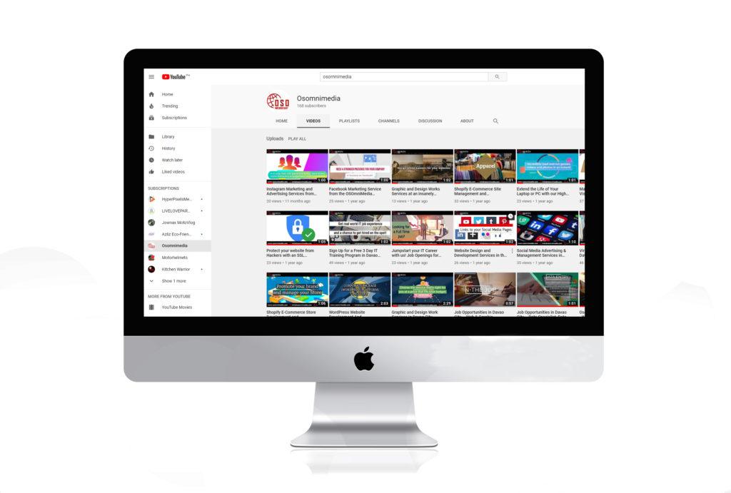 OSOmnimedia Youtube Marketing