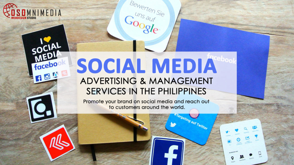 Social Media Advertising Services from OSOMnimedia Philippines