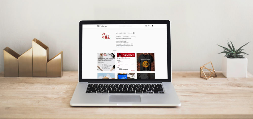 OSOmnimedia Instagram Marketing services