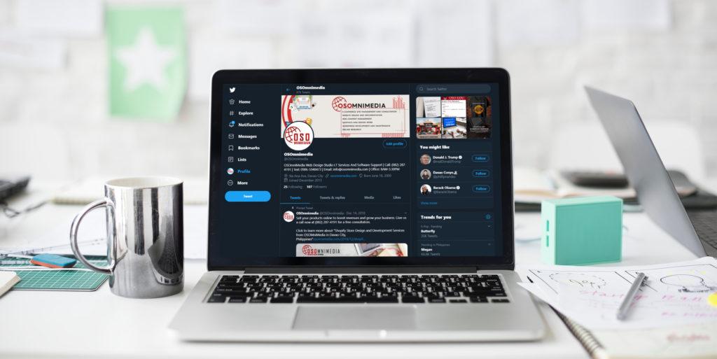 OSOmnimedia Twitter Marketing services