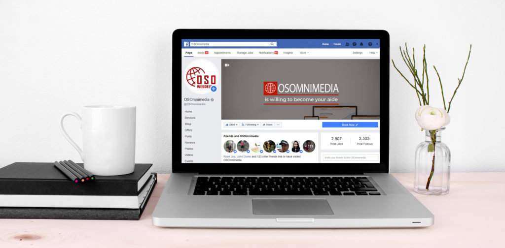 OSOmnimedia Facebook Marketing services