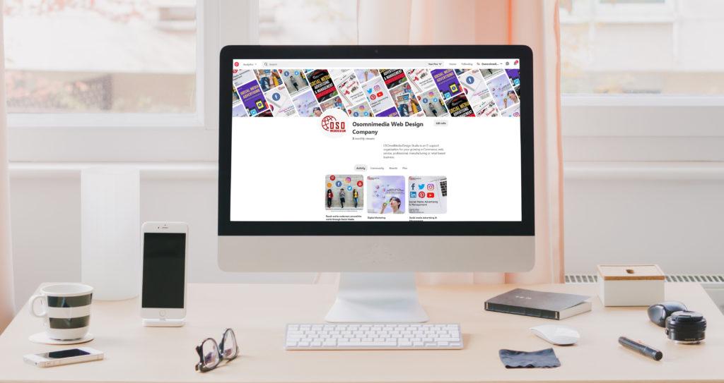 OSOmnimedia Pinterest Marketing services