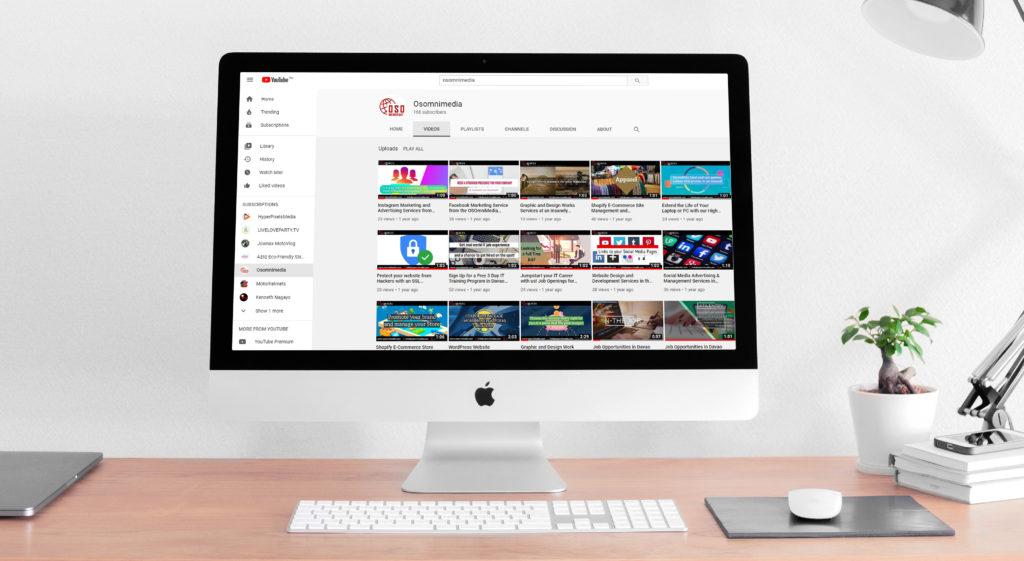 OSOmnimedia Youtube Marketing services