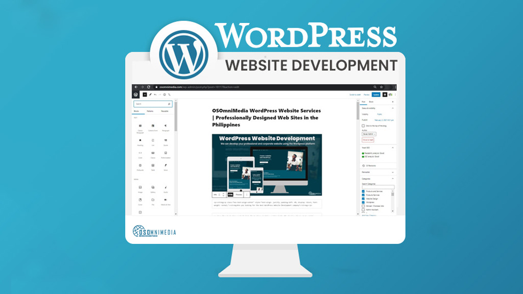 OSOmniMedia Website Development Services in the Philippines