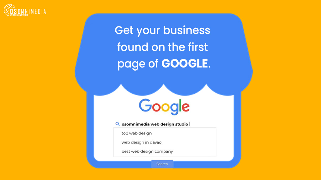 Get Listed & Get More Customers with OSOmnimedia's Google My Business Services in the Philippines
