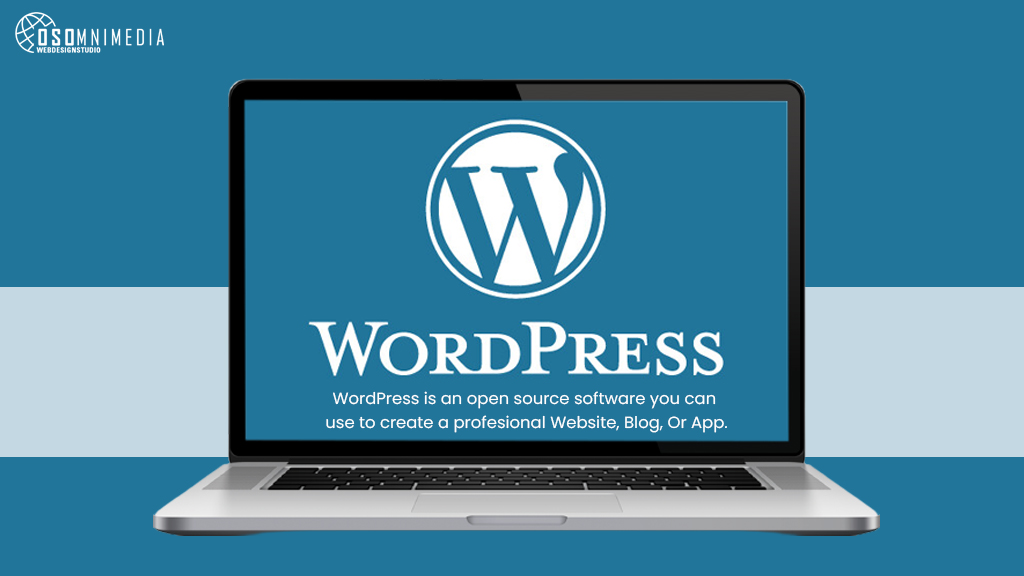 Create A Professional Website With WordPress | OSOmniMedia Website Development Services in the Philippines