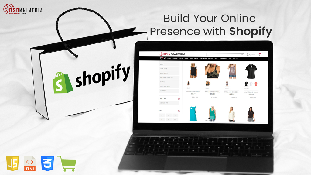 Build Your Online Presence with an Ecommerce Website from OSOmnimedia Web Philippines